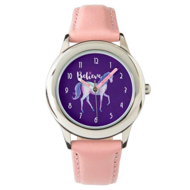 Believe with Unicorn Watch