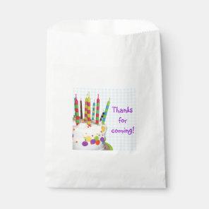 Birthday Fun Favour Bags