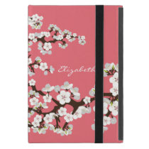 Cherry Blossoms iPad Mini Case with Kickstand