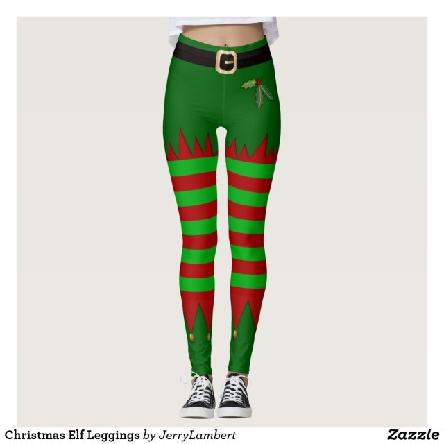 Christmas Elf Leggings