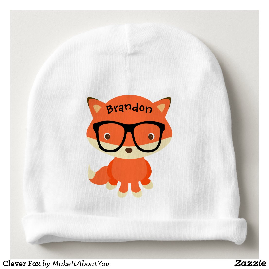 Clever Fox Beanie