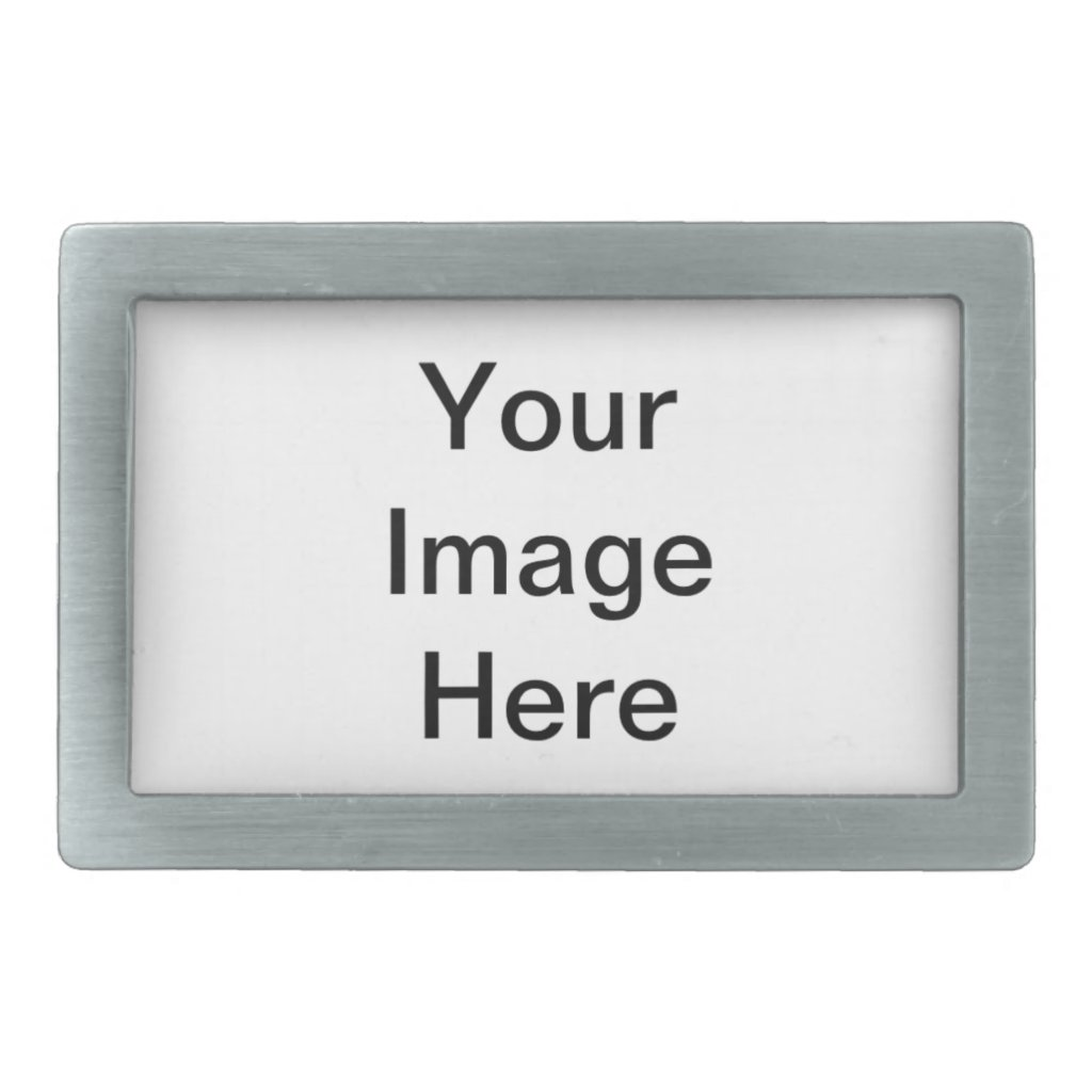 Create Your Own Belt Buckle