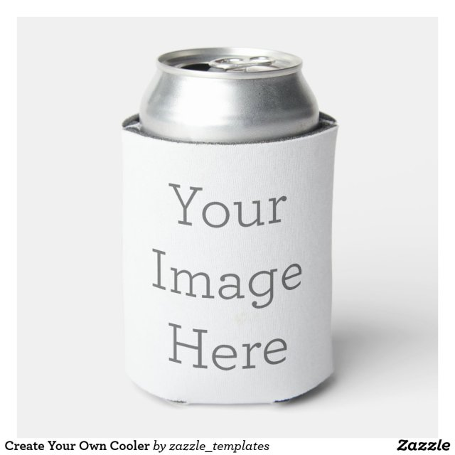 Create Your Own Can Cooler