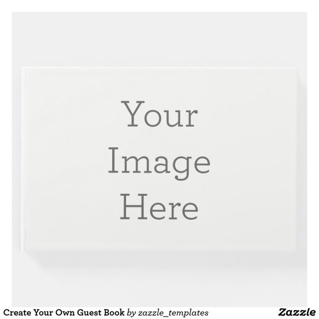 Create Your Own Guest Book