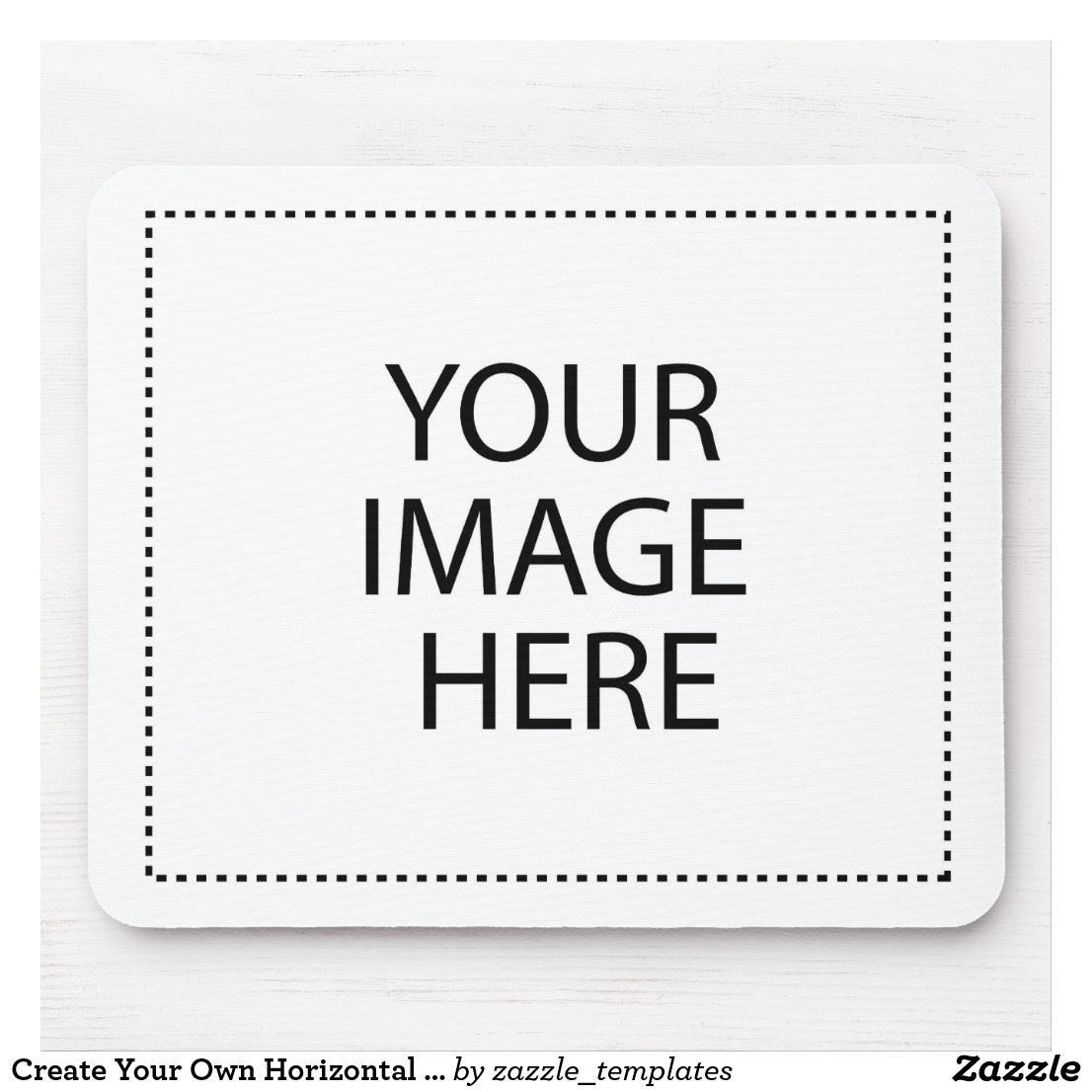 Create Your Own Mousemat