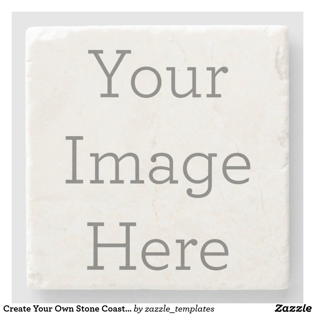 Create Your Own Stone Coaster