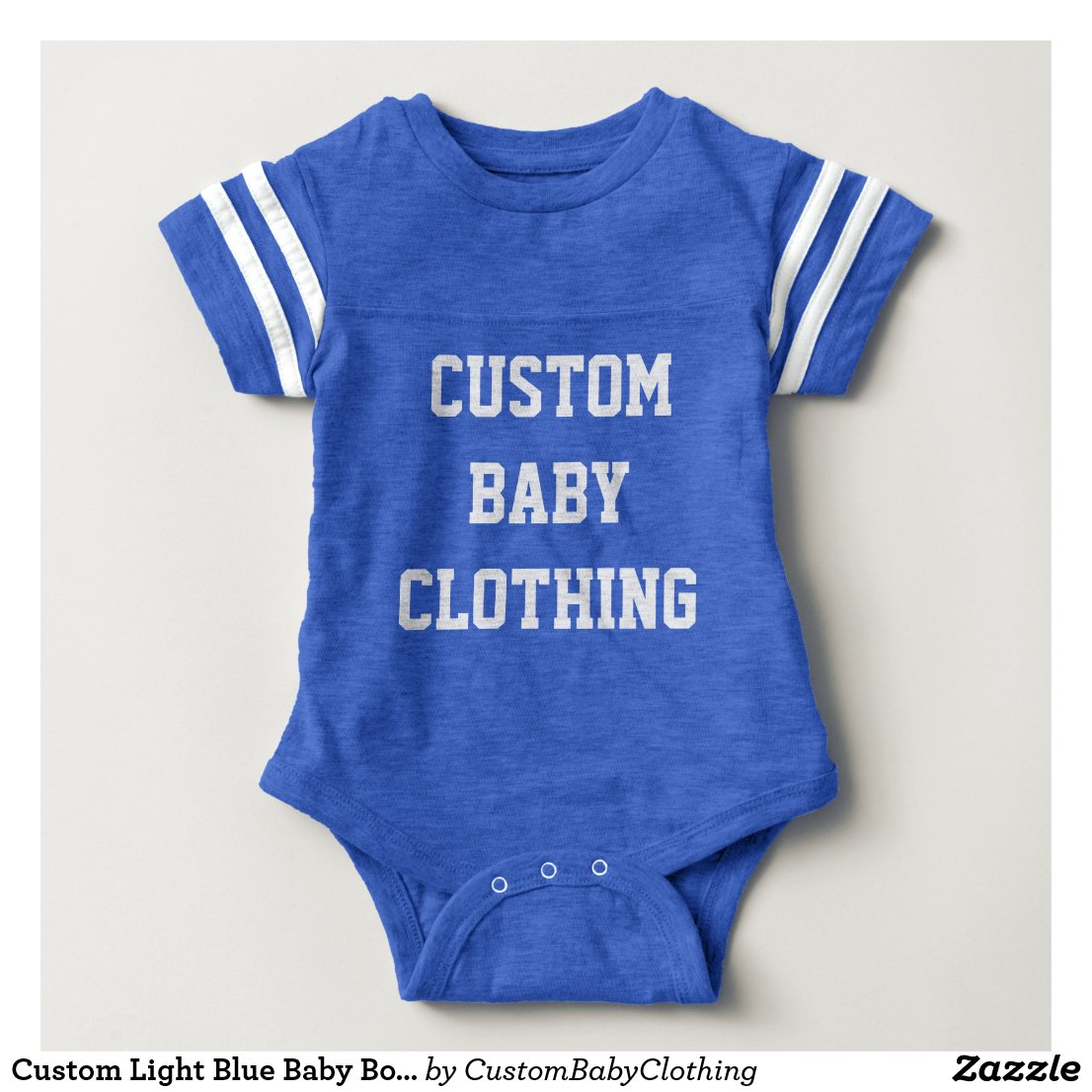 Custom Football Bodysuit