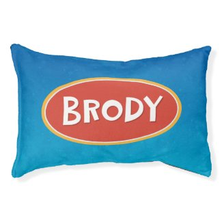 Custom Brody Pet Bed