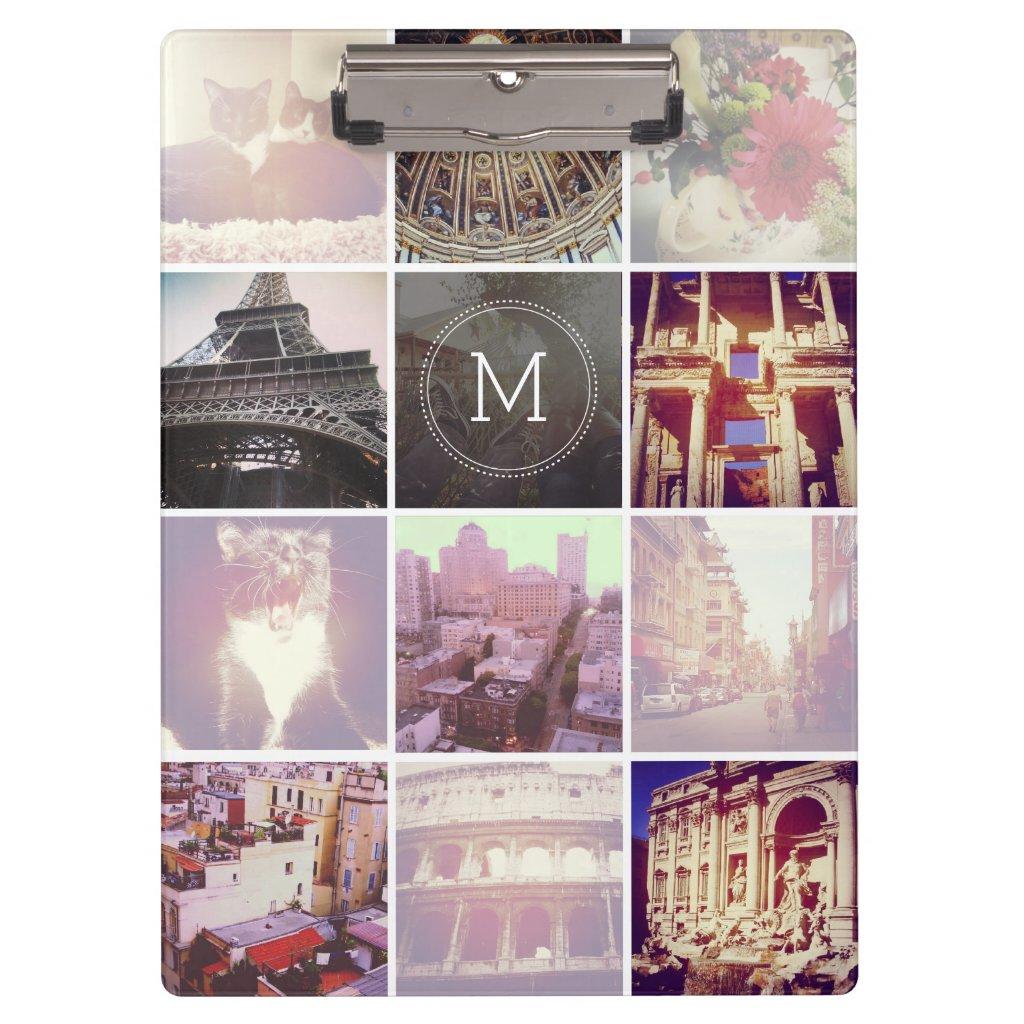 Custom Instagram Clipboard