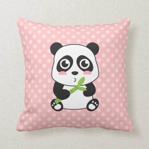 Cute Cartoon Baby Panda