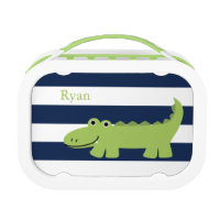 Alligator Lunch Box