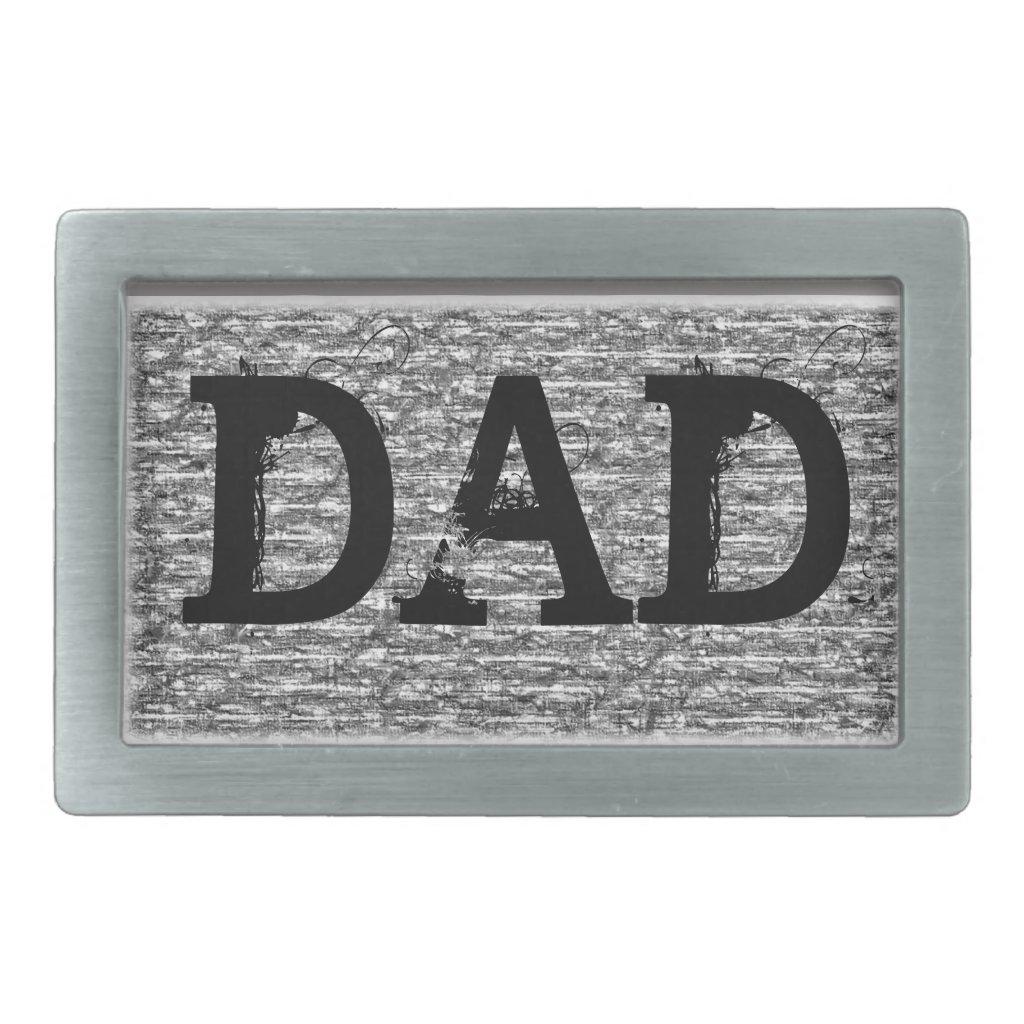 Dad belt buckle