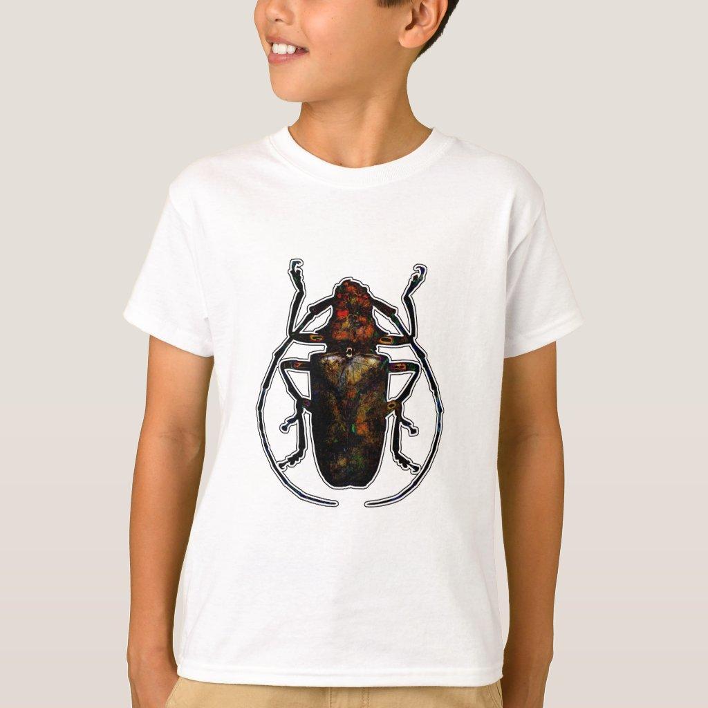 Dark Stone Beetle T-Shirt