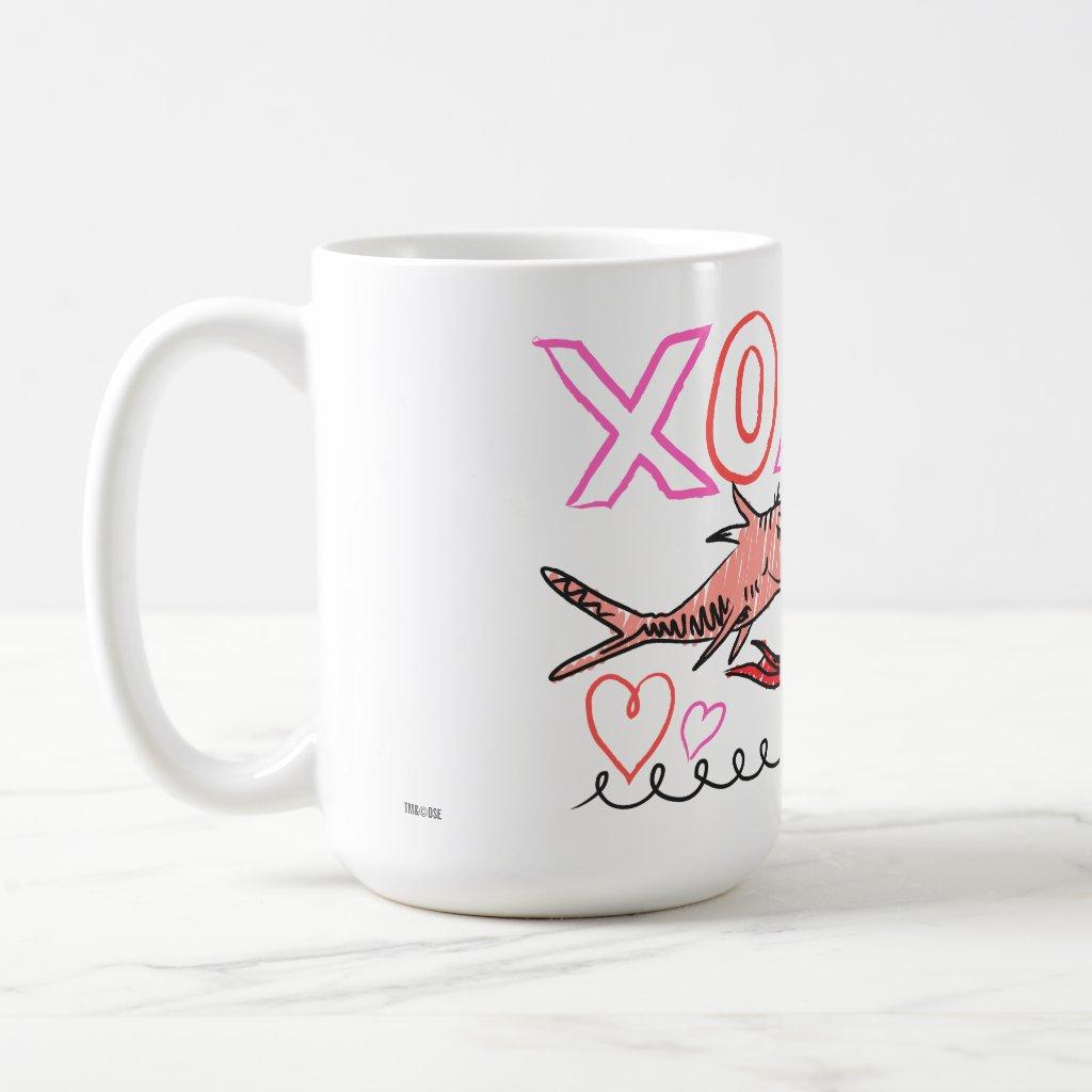 Dr Seuss Valentine Mug