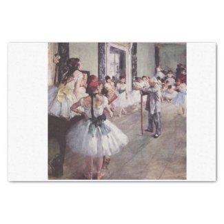 Edgar Germain Hilaire Degas Tissue Paper