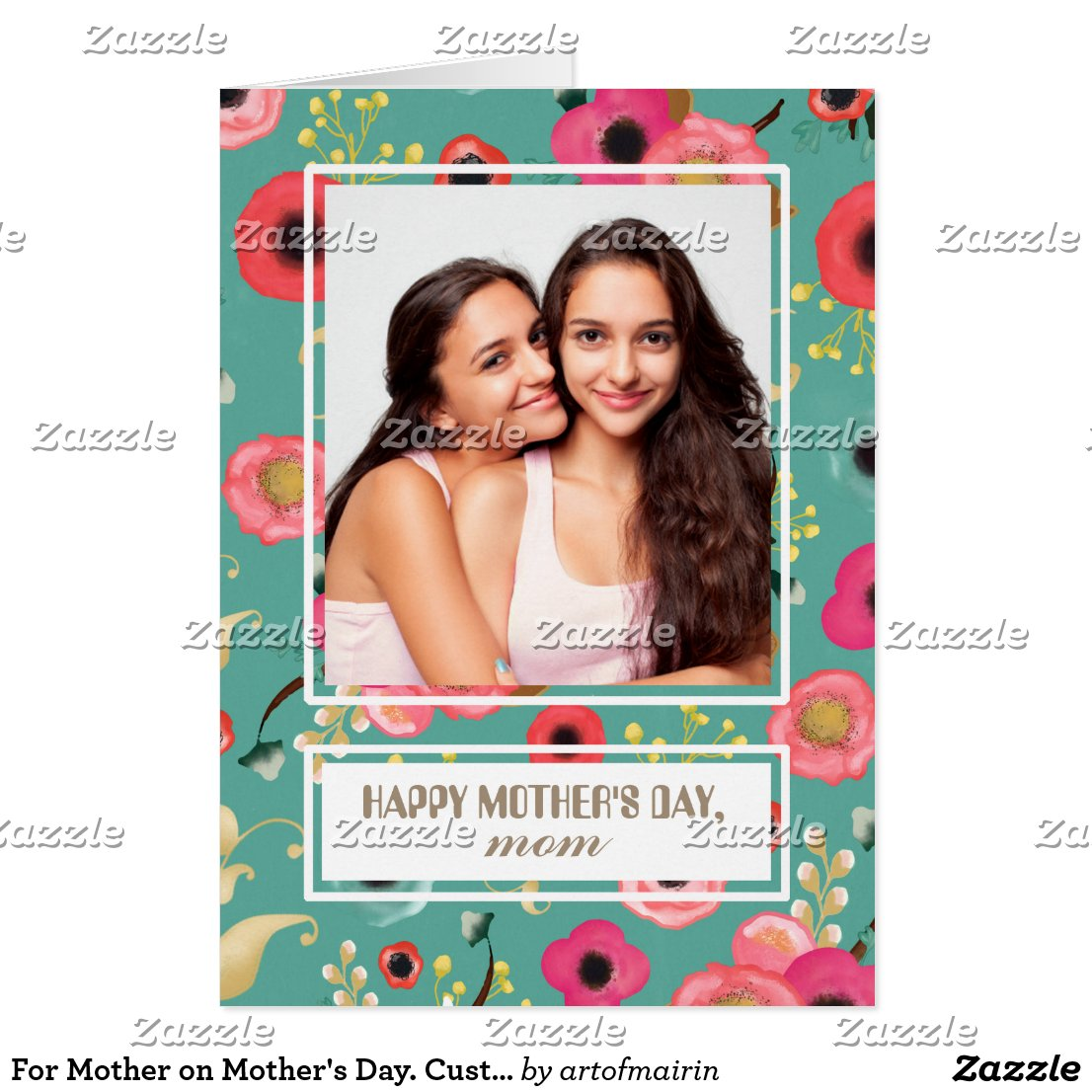 For Mother on Mother's Day Cards