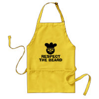 Funny BBQ apron for men