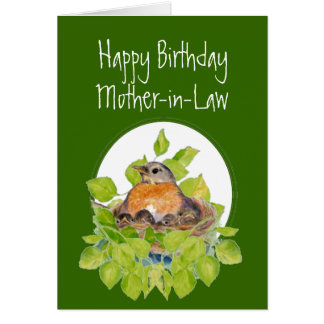 Birthday Mother In Law Cards, Photo Card Templates ...