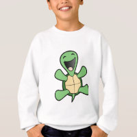 Happy Turtle Sweatshirt