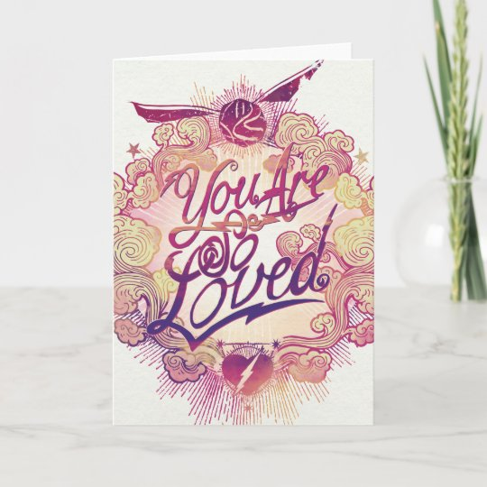 Download Harry Potter   You Are So Loved Card   Zazzle.co.uk