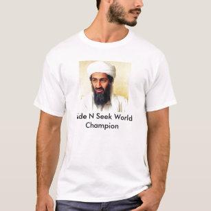 Hide N Seek World Champion T Shirt
