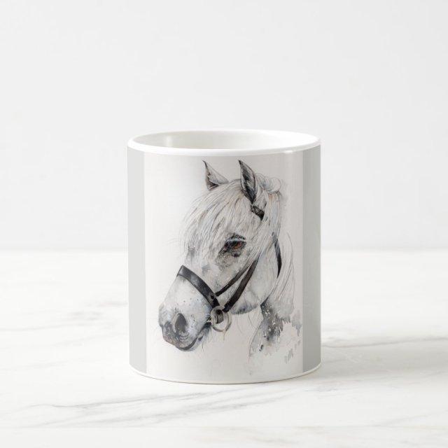 Horse Ceramic Mug