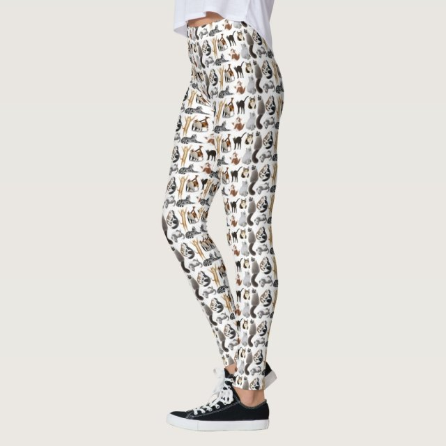 I Love Cats Leggings