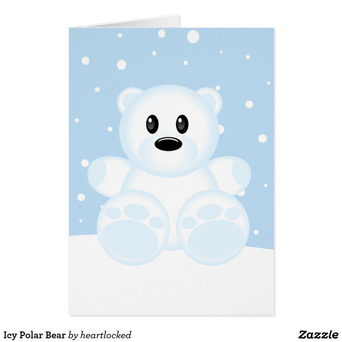 Icy Polar Bear