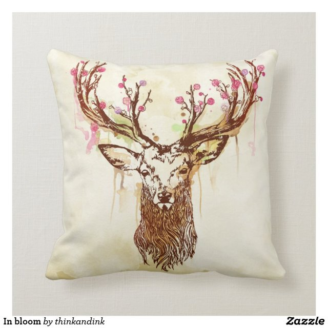 In bloom Cushion