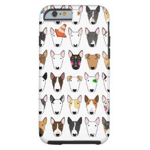 Iphone 6 Multi Bull Tough Case