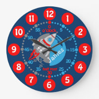 Learn to tell time clock