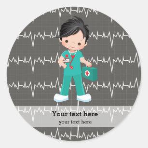 Childrens Hospital Stickers & Labels   Zazzle UK