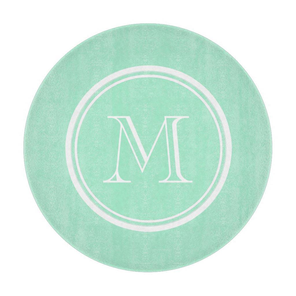 Light Mint Green Cutting Board