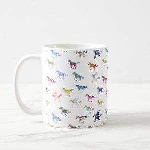 Magic Horses mug