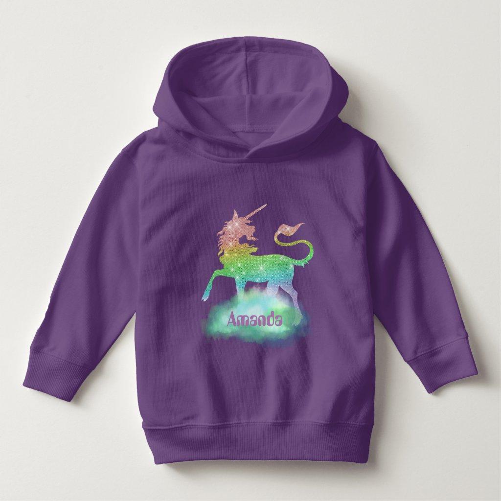 Magical Fantasy unicorn hoodie