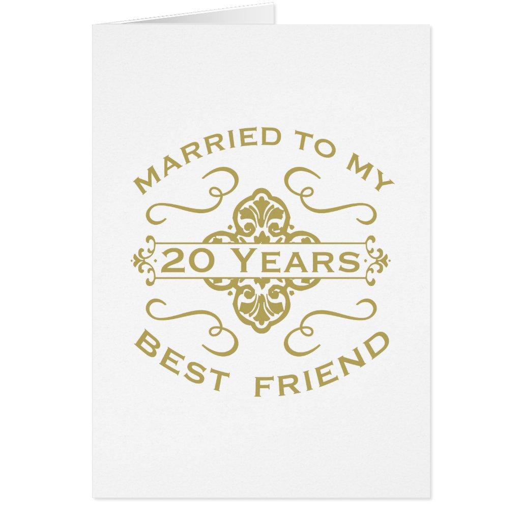 Married My Best Friend Card