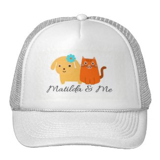 Matilda & Me Cap Trucker Hat