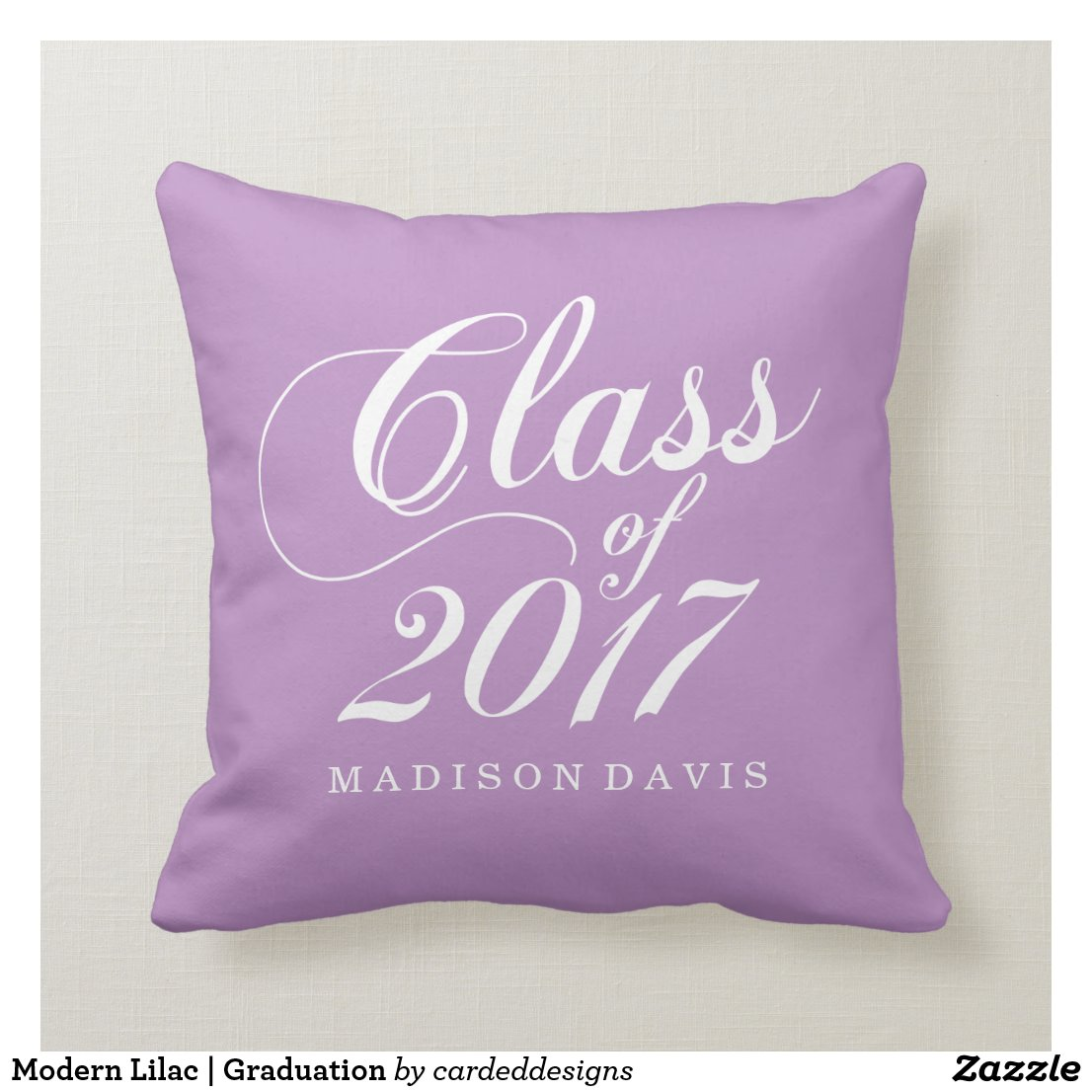 Modern Lilac | Graduation
