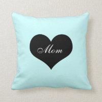 Mom Heart Cushion