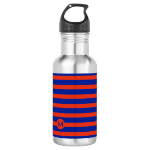 Monogram Mini RB Striped 532 Ml Water Bottle