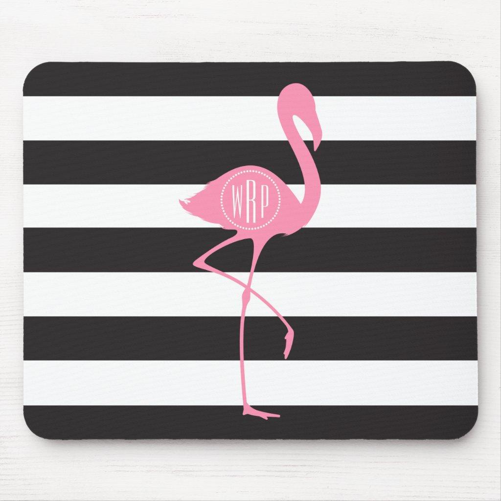Flamingo Mouse Mat