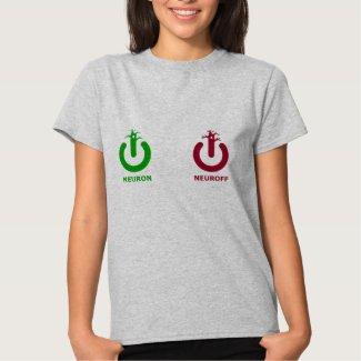 Neuron Neuroff Ladies Top Tshirt