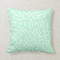 Animal Print Giraffe Cushion
