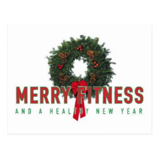 Merry Fitness Cards Amp Invitations