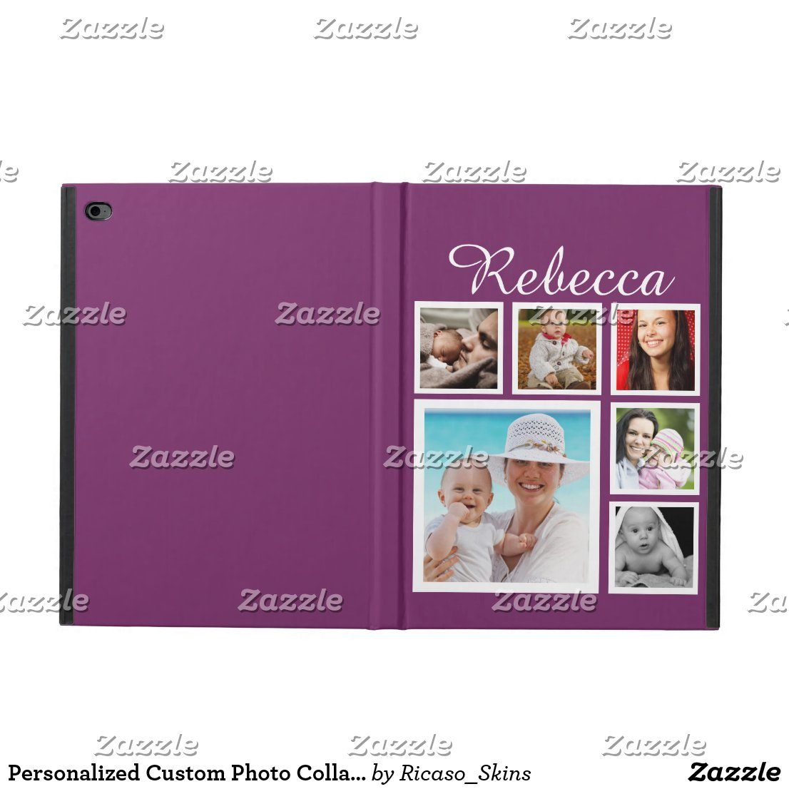 Personalised Custom Photo Collage Customisable