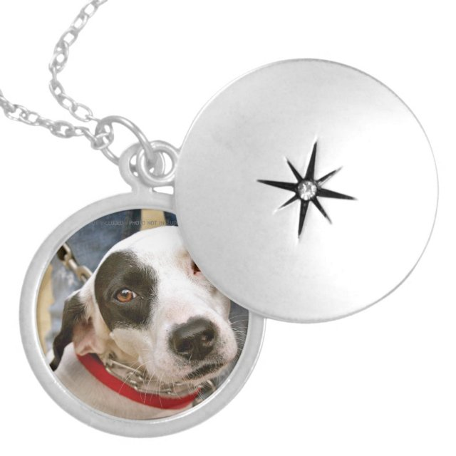 Personalised Silver Plated Lockets with Photos
