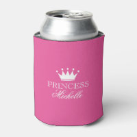 Princess can cooler