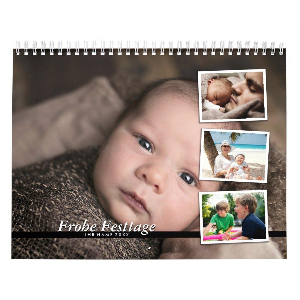 Photo family calendars