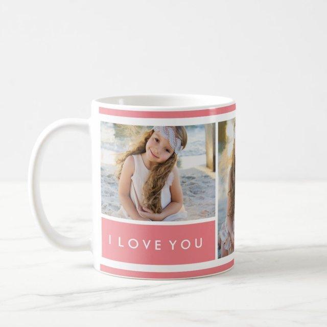 I love You Photo Mug