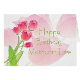Mother In Law Birthday Cards & Invitations | Zazzle.co.uk